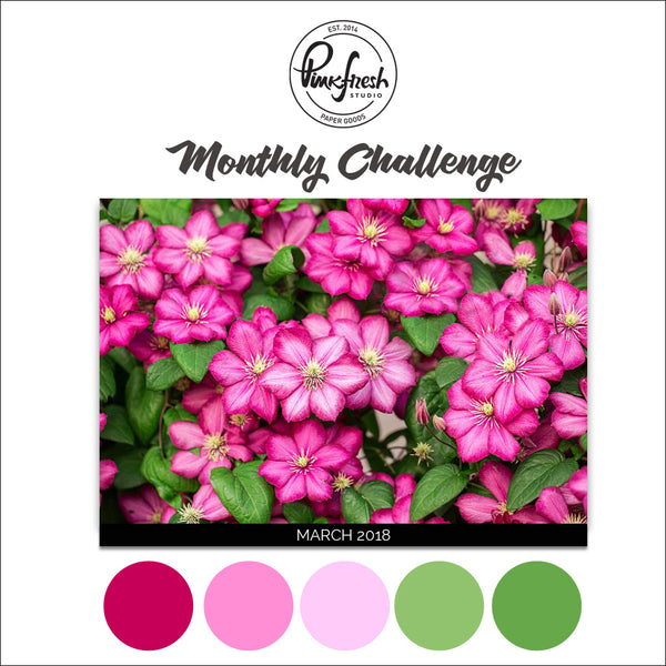 March Monthly Challenge