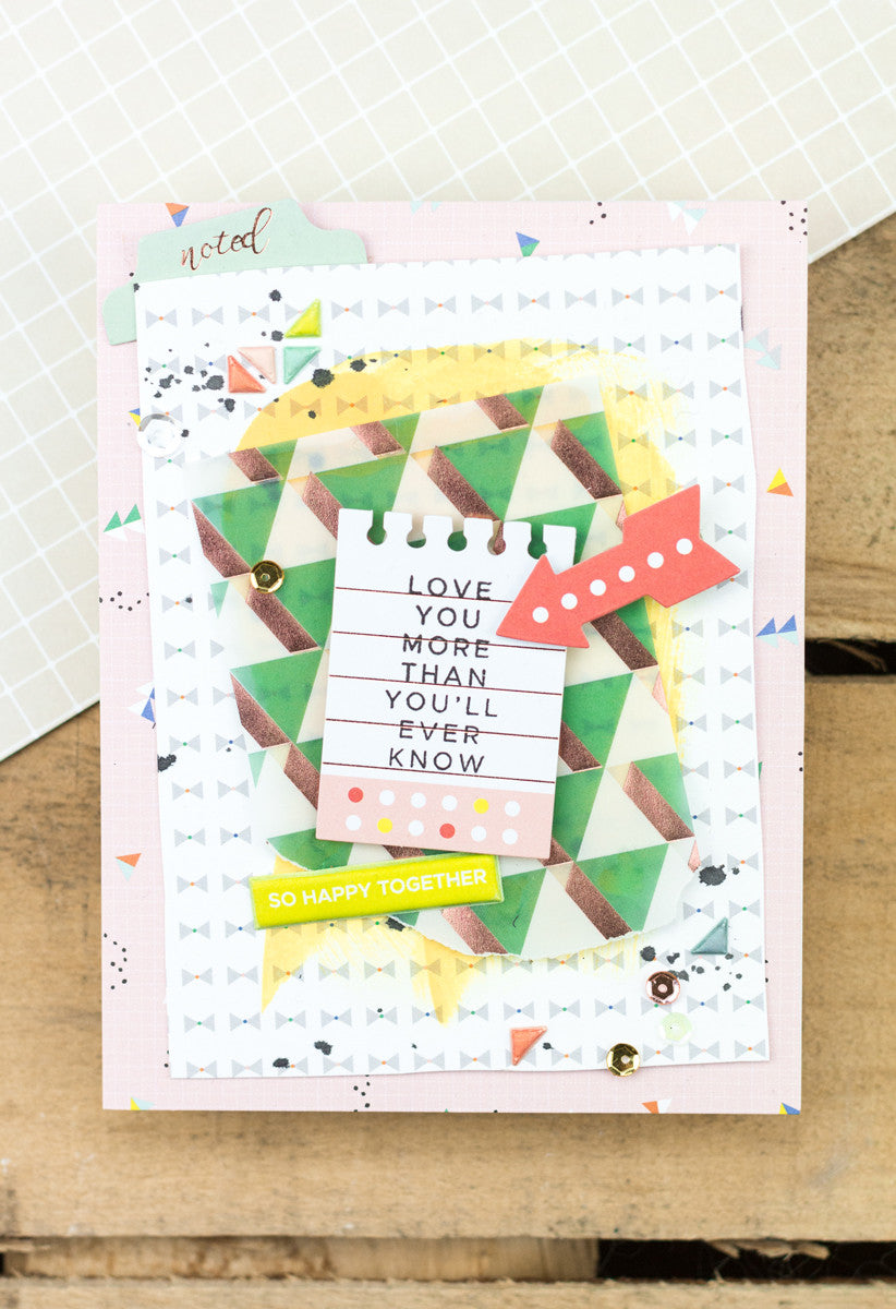 Love You More Than You'll Ever Know Card by Taheerah Atchia