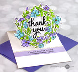 Simply sentiments: Thank You stamp set