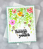 Hanging Garden Layered Stencil set