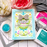 Happy Birthday Sentiments stamp set