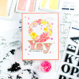 Heather Uppercase Stamp Set