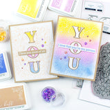 Heather Uppercase Die Set