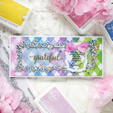 Incredibly Grateful coordinating stencil set