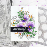 Floral Bunch stamp set
