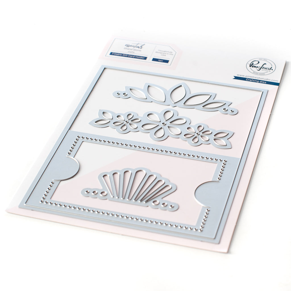 Essentials: Fillable Gift Card Holder Die Set