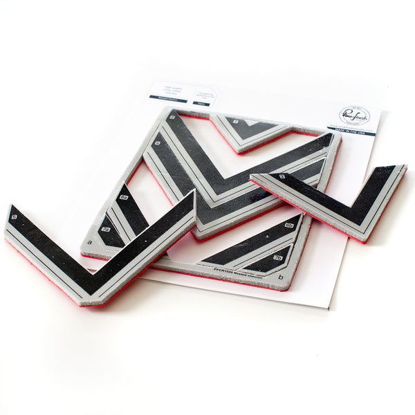 Pop out: Nested Chevron