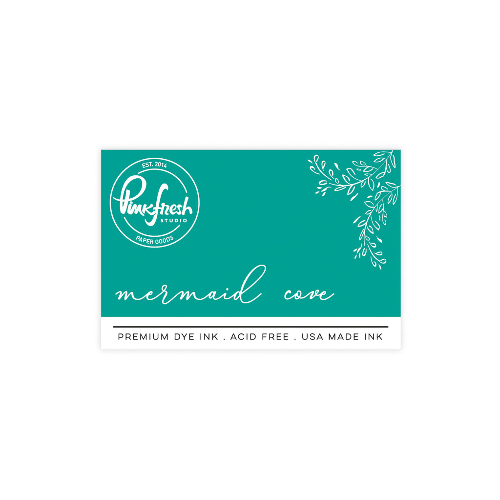 Premium Dye ink Pad : Mermaid cove