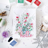 Enchanting Meadows Layered Stencil set