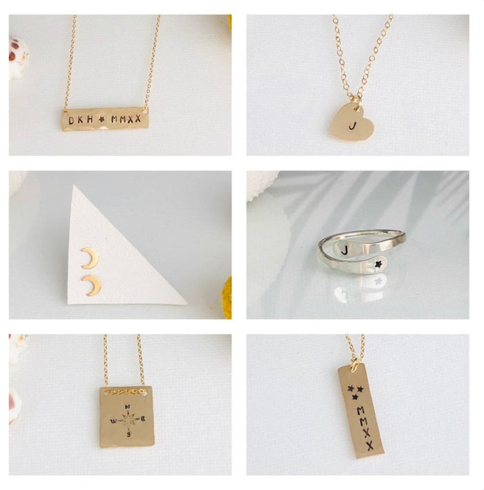 Made graduate jewelry gifts