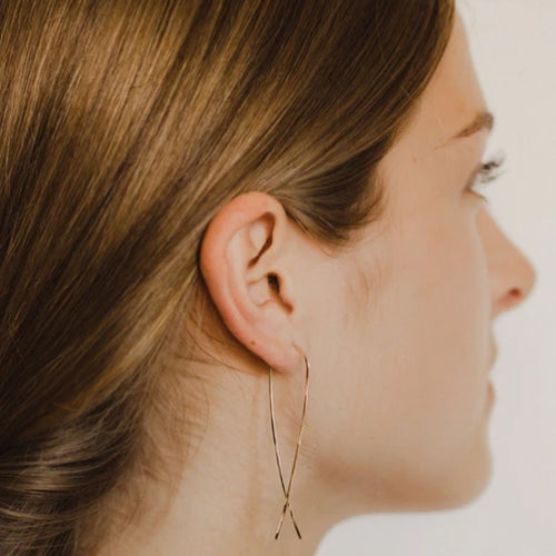The Caviar Threader Earring