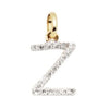 Add an Initial | 14K Gold and Diamonds