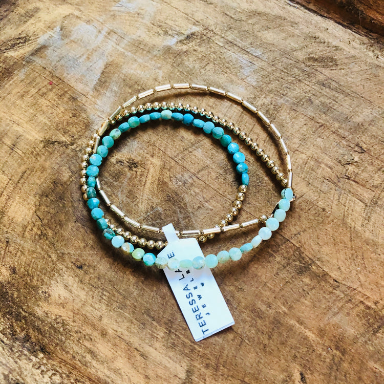 The Endless Summer Wrap Bracelet