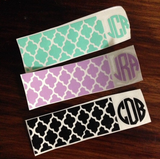 Monogram iPhone Charger Wrap