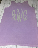 Monogrammed Swim Coverup Tank Top SALE
