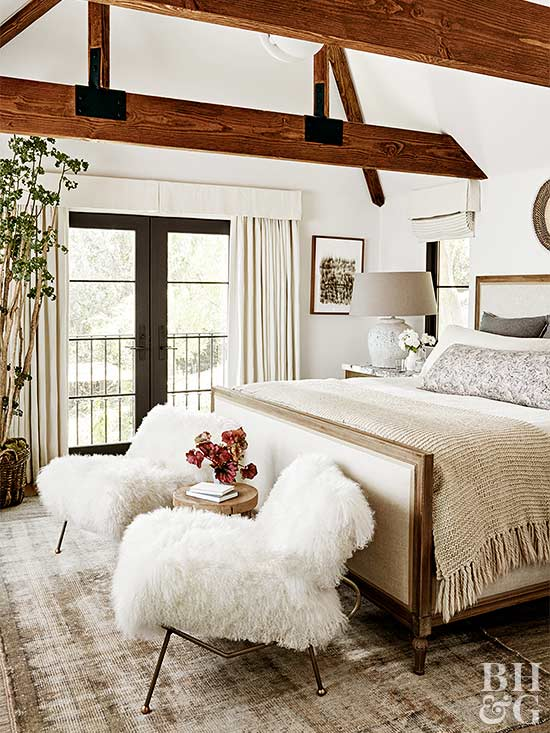 4 Tips for a Cozy Bedroom