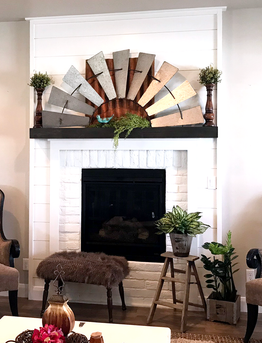 How To Decorate A Mantel That Will Look Amazing For Summer
