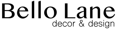 Bello Lane Decor & Design