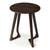 DEVIN - DARK BROWN - ACCENT TABLE