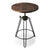 TRENTON - METAL & WOOD - ACCENT TABLE