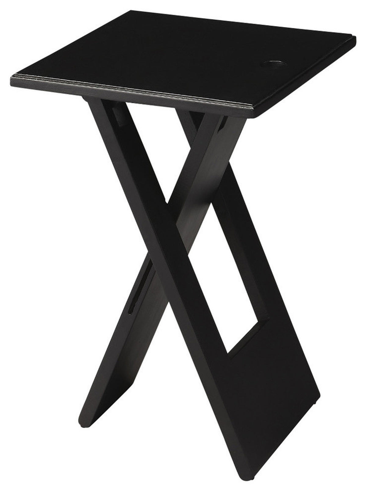 HAMMOND - BLACK - FOLDING TABLE