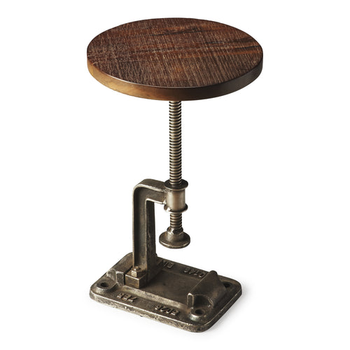 ELLIS - INDUSTRIAL CHIC - ACCENT TABLE