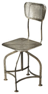 PERSHING - INDUSTRIAL CHIC - SWIVEL CHAIR