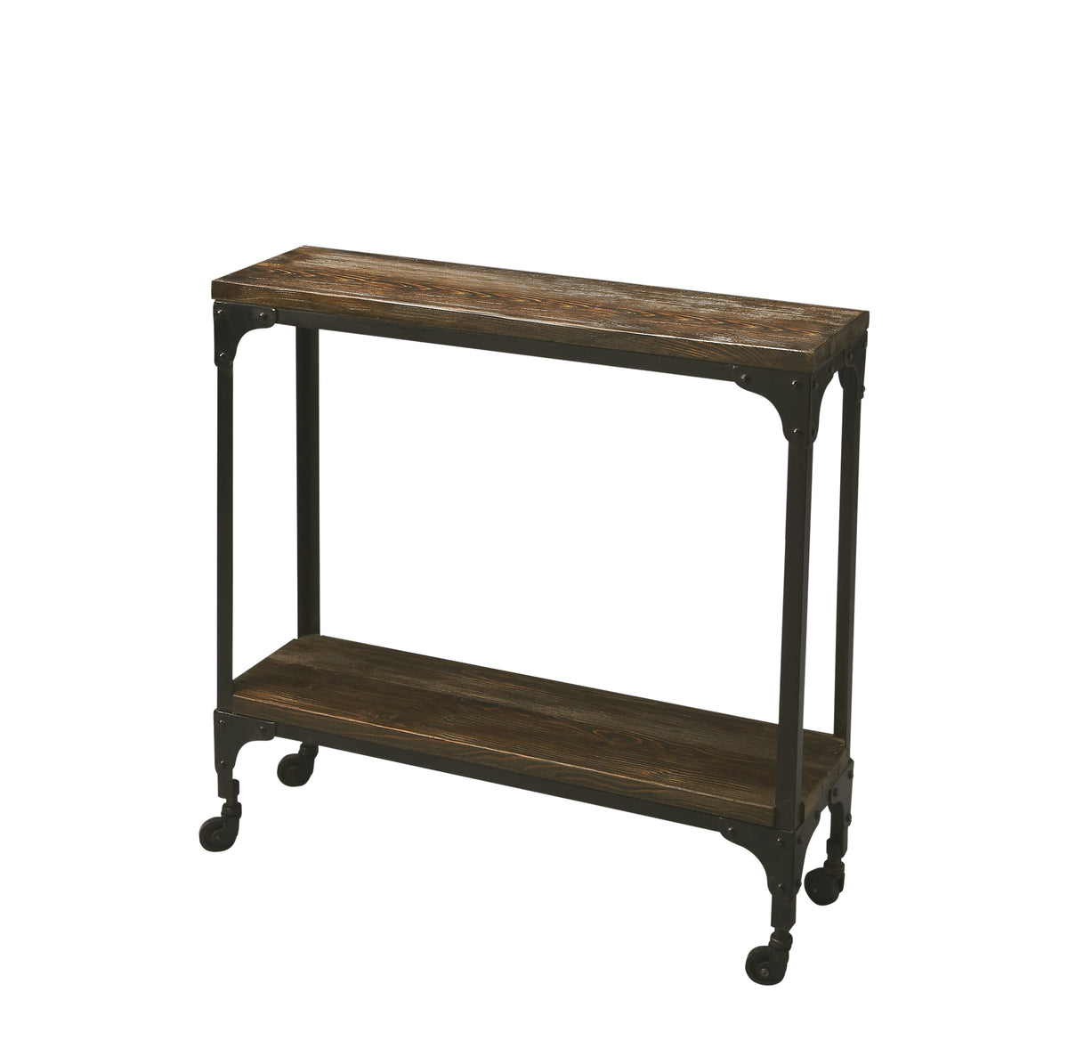 GANDOLPH - INDUSTRIAL CHIC - CONSOLE TABLE