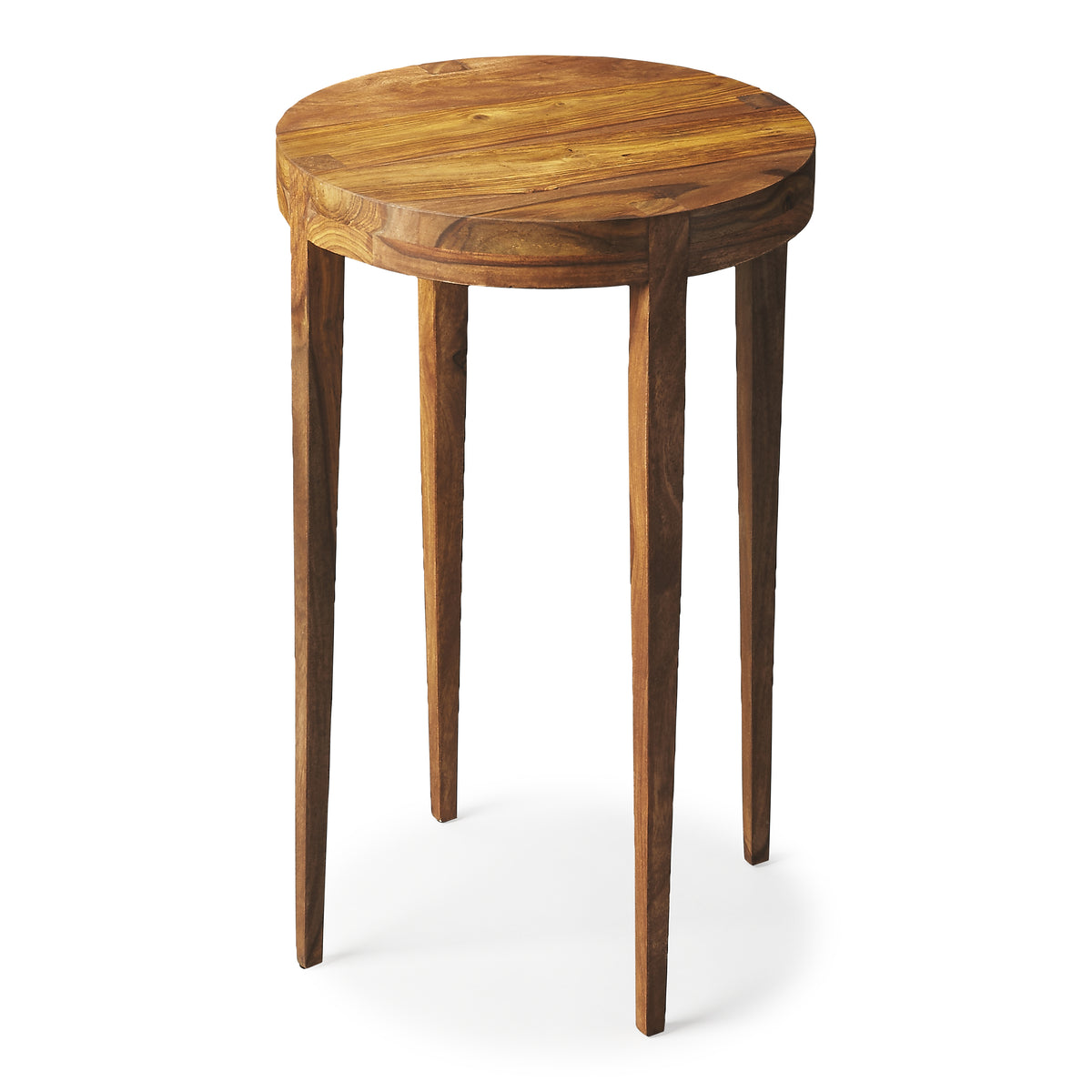 CAGNEY - SOLID WOOD - ACCENT TABLE
