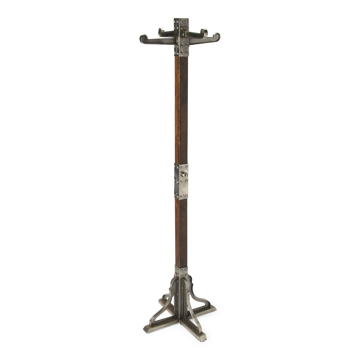 CARSTON - INDUSTRIAL CHIC - COAT RACK