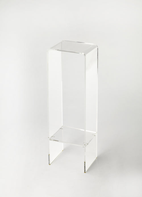 CRYSTAL CLEAR - ACRYLIC - BOOKCASE