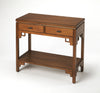 HONSHU - CARAMEL - CONSOLE TABLE