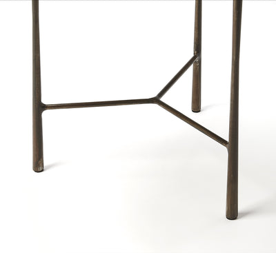 DANILO - CREAM RAFFIA - CONSOLE TABLE