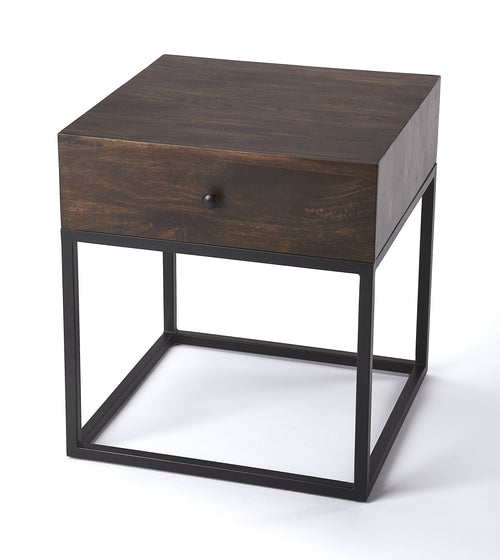 BRIXTON - COFFEE & IRON - END TABLE