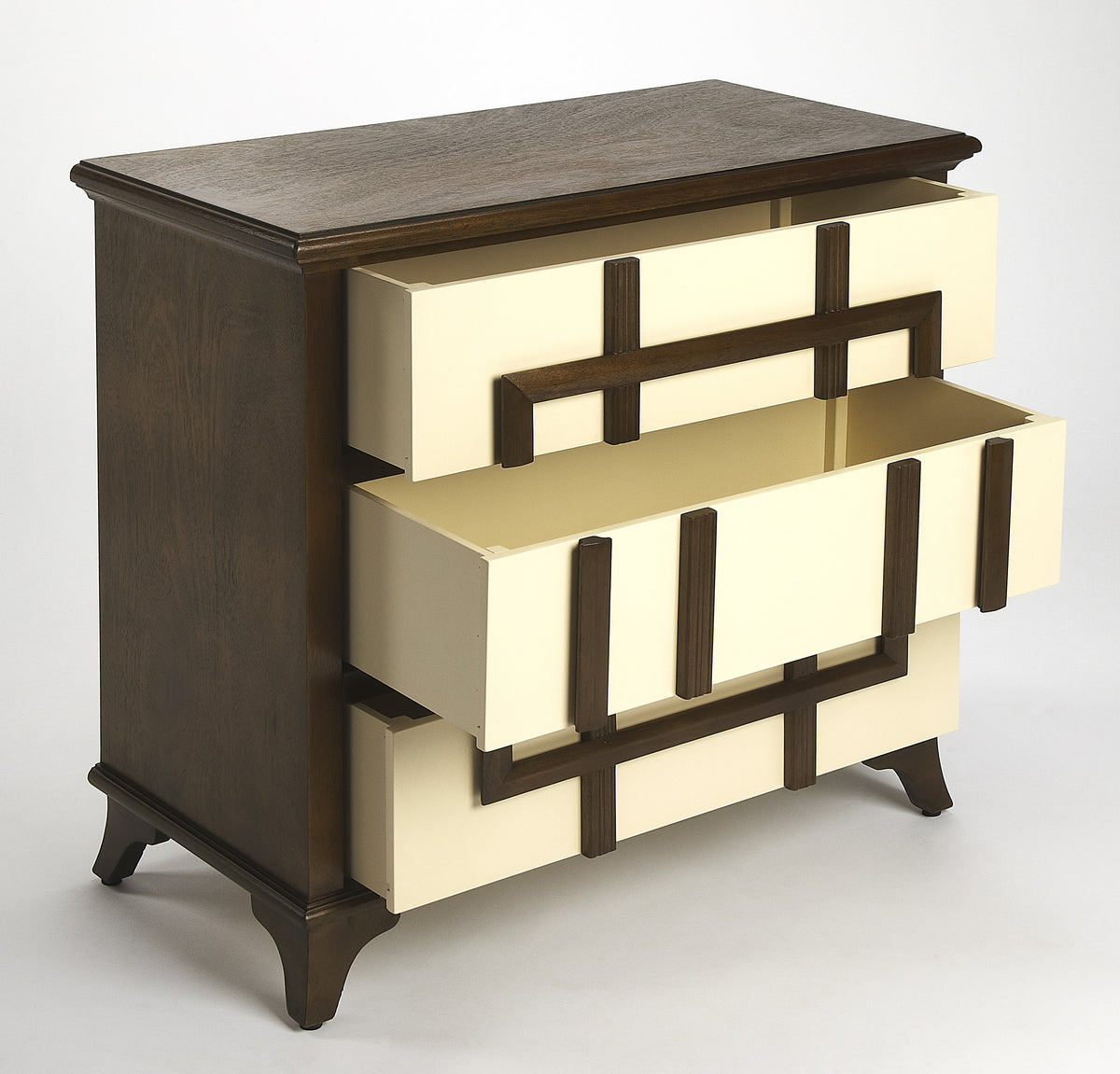 COOPER - 3 DRAWER - ACCENT CHEST