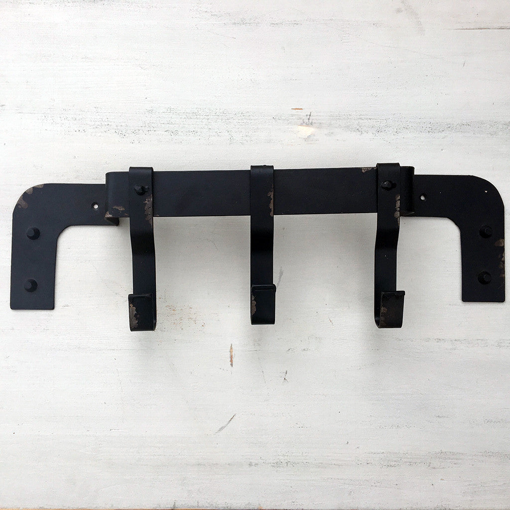 Industrial Wall Hooks - Bello Lane