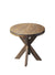 PENDLETON - ROUND PRALINE - END TABLE