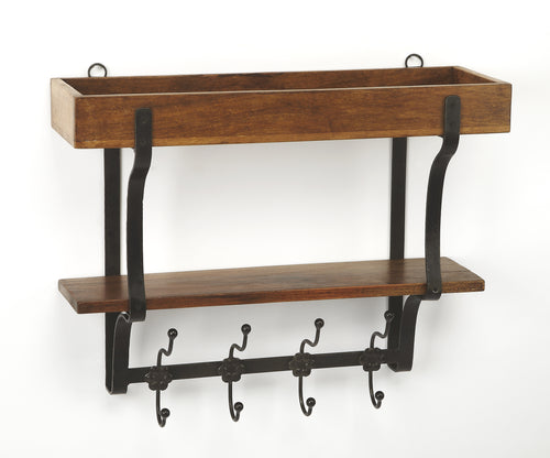 BROUSSARD - INDUSTRIAL CHIC - END TABLE