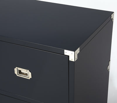 ANEW - BLUE - 3 DRAWER CAMPAIGN CHEST