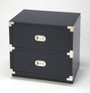 ANEW - BLUE - 2 DRAWER CAMPAIGN CHEST