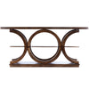 STOWE - BROWN RUSTIC - CONSOLE TABLE