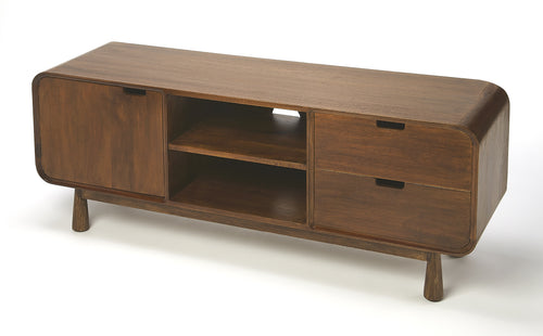 DRAYTON - MODERN WOOD - ENTERTAINMENT CONSOLE