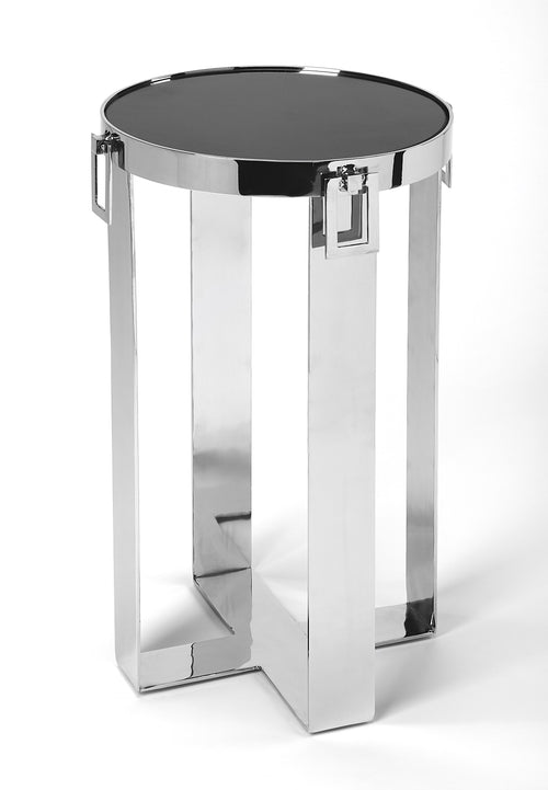 WESTWOOD - STONE & METAL - ACCENT TABLE