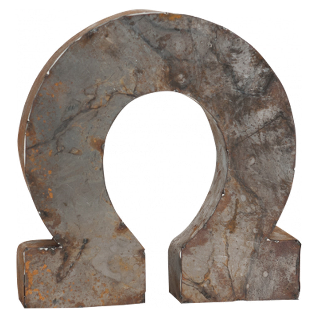 Horseshoe Metal Symbol - Bello Lane