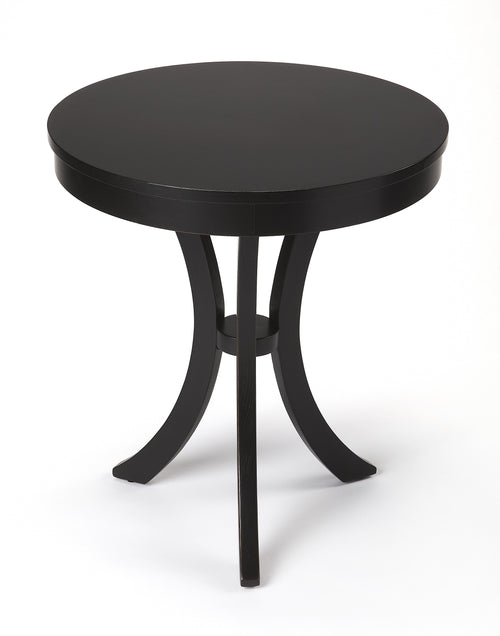 GERARD - BLACK LICORICE - SIDE TABLE