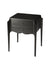 WILSHIRE - BLACK LICORICE - ACCENT TABLE