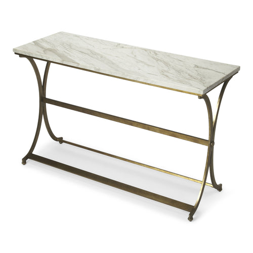 PAMINA - TRAVERTINE - CONSOLE TABLE