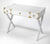 FORSTER - GLOSSY WHITE - WRITING DESK