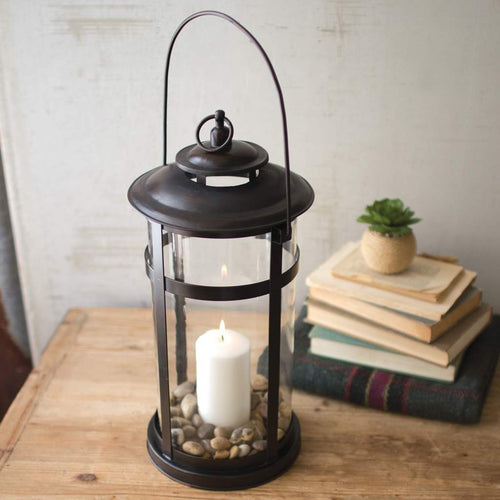 Vintage Hanging Lantern - Bello Lane