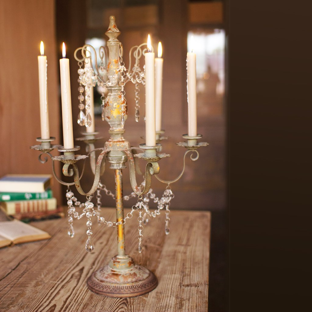 Beaded Candelabra - Bello Lane